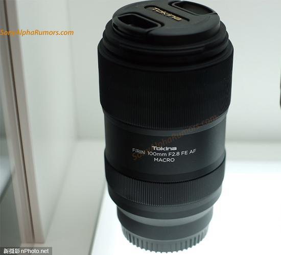 图丽将于4月26日发布FiRIN 100mm F2.8 FE MACRO镜头