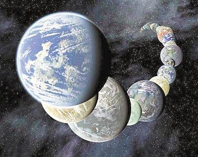 科学史话:我们是如何计算地球年龄的