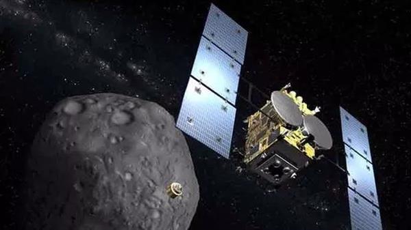 为了搞科学 日本轰炸了太阳系中的一颗小行星