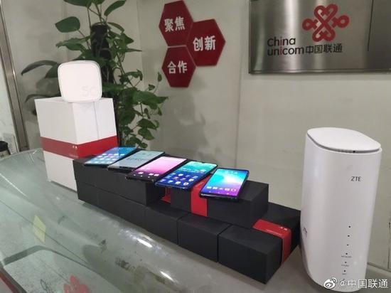 中国联通5G有多猛?快过千兆光纤速率高达2000Mbps