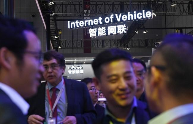 华为推出全球首个5G车载模块 下半年投入商用