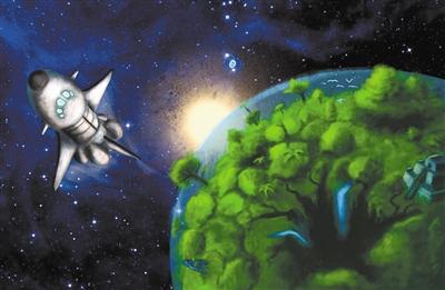 探索太空,有时得向行星借力