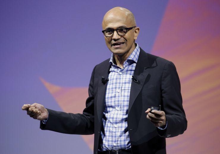 微软第三财季营收306亿美元 净利润88亿同比增19%