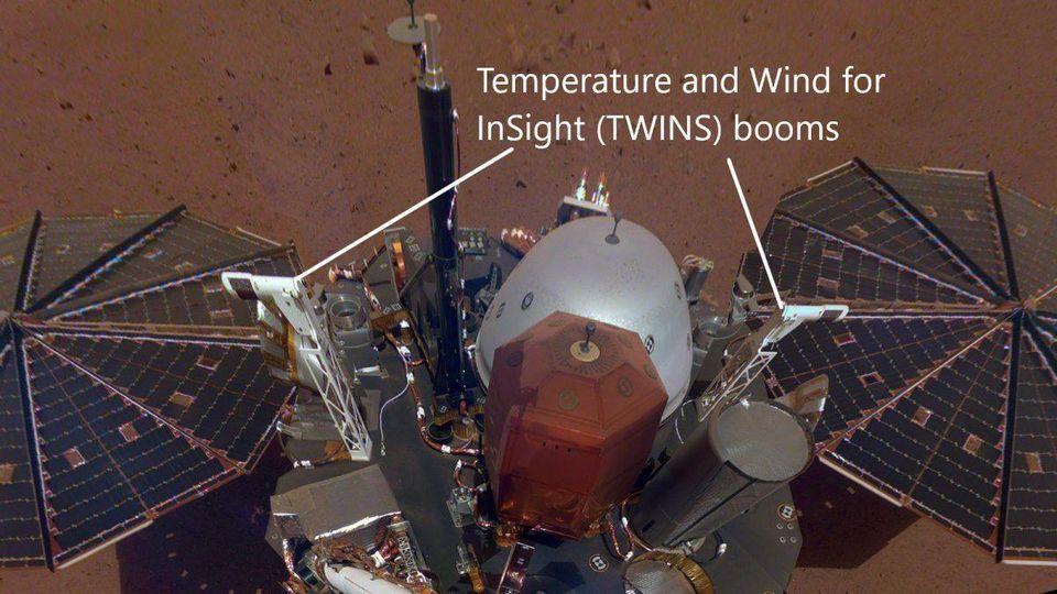 洞察号探测到火星地震?之前的神秘声音咋回事