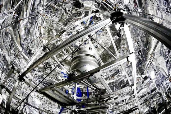 寻找暗物质的装置 或能意外揭开中微子之谜