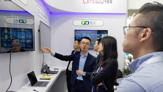 赛特斯亮相中国联通合作伙伴大会携手共筑软件定义新生态