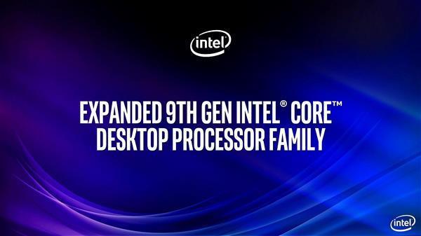 游戏本正当时:Intel九代酷睿树立新标杆