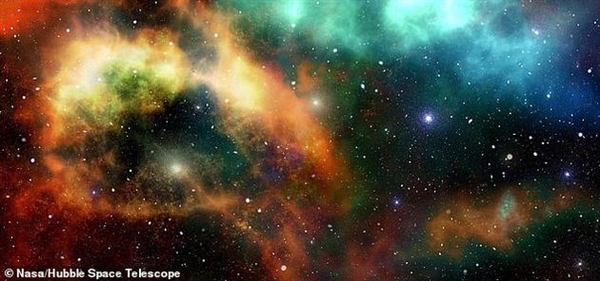 最新哈勃图像:含26.5万个星系 历史追溯133亿年前