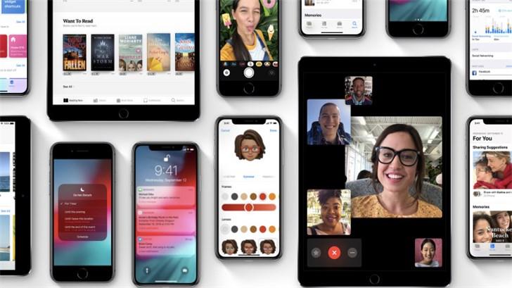 苹果iOS 12.3正式版发布:上滑清除后台动画回归