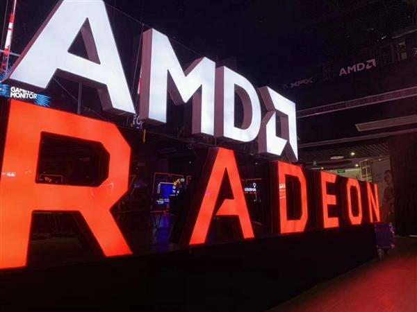 AMD的7nm Navi频率可超2GHz,性能大涨30%