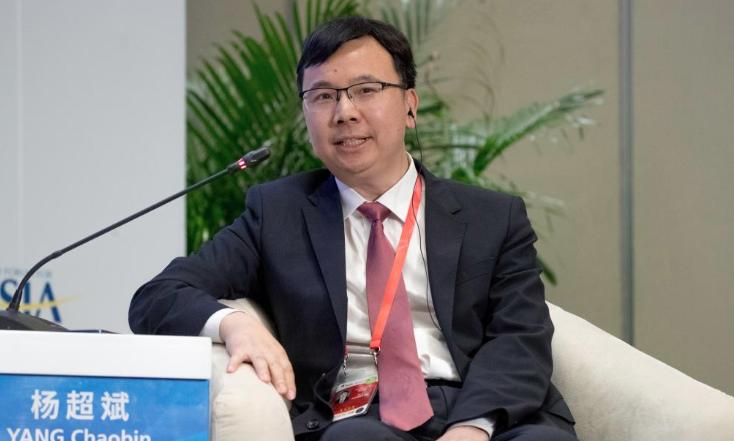 华为杨超斌谈5G商用:中国不会再落后于欧美市场