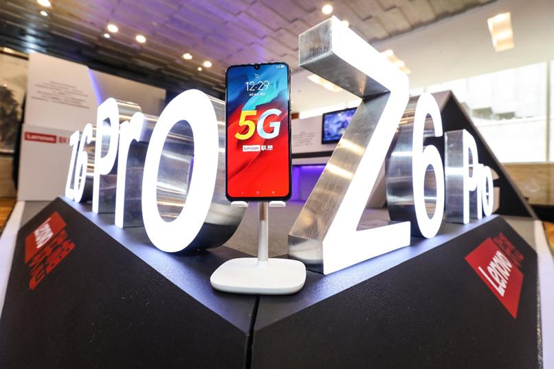 5G商用大幕开启 联想Z6 Pro 5G探索版登上时代舞台