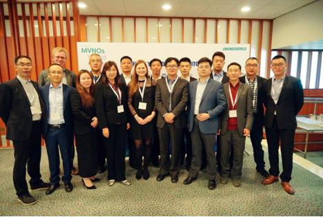 中国MVNO考察团参加2019MVNO全球峰会