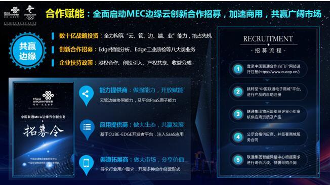 中国联通王常玲:开放合作赋能,携手共建5G MEC产业生态