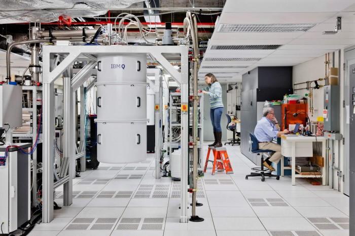 IBM VP:公司将在未来3至5年内让量子计算机商业化