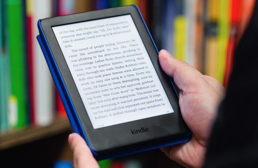 亚马逊再拓展读者 Kindle推出繁体中文版
