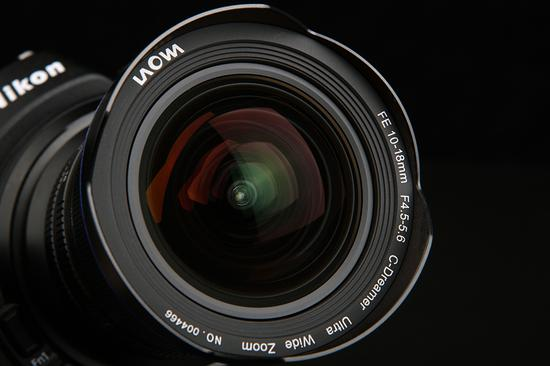 老蛙FFII 10-18mm F4.5-5.6镀膜