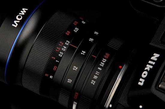 老蛙FFII 10-18mm F4.5-5.6 C-Dreamer Ultra Wide ZOOM Z卡口版