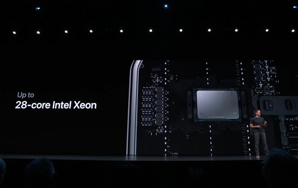 Intel发布二代至强W处理器:28核加速4.6GHz TDP大降50W