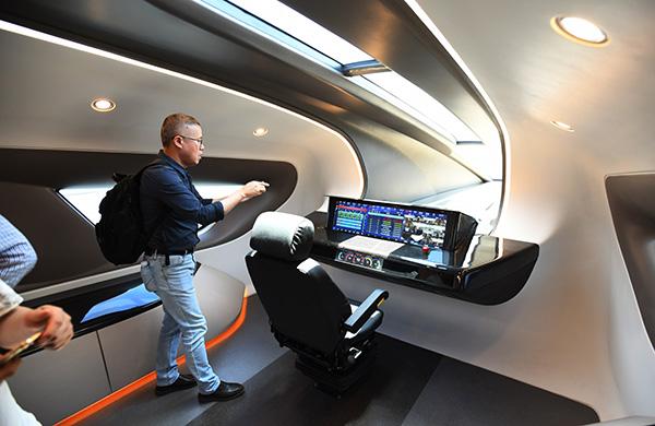 解密时速600公里磁浮:样车明年下线 有4大技术创新
