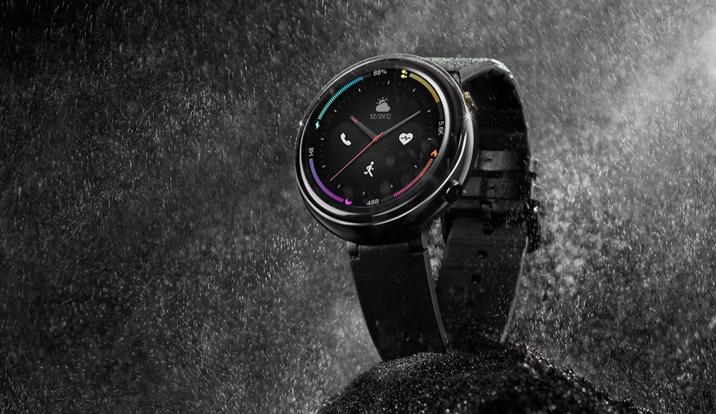 华米科技推两款智能手表,硬件创新+云服务开启可穿戴新时代