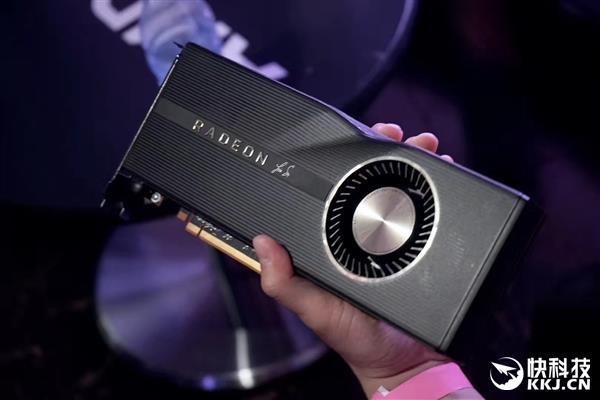 """AMD的RX 5700 XT纪念版""""奇葩""""外观被调侃 强迫症不能忍"""