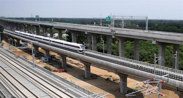 """""""白鲸号""""来了!揭秘北京地铁新机场线建设亮点"""