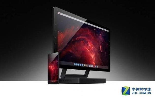手机可以连接PC显示器形成一个简单的工作界面