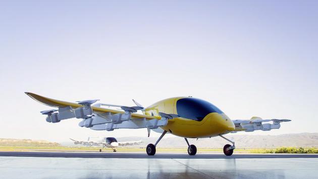 谷歌联合创始人旗下创企联手波音 推动飞行汽车发展