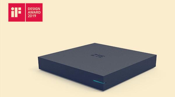 中兴发布8K智能机顶盒 5G+8K+人工智能+语音唤醒