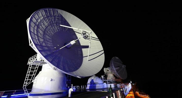 9分钟的海上传奇——远望3号船护送北斗导航卫星入轨记