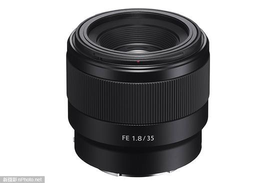 索尼即将发布FE 35mm F1.8镜头