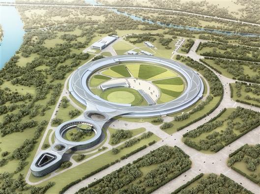 怀柔科学城2个国家重大科技基础设施同时启动