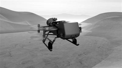 """土卫六将迎来""""蜻蜓""""飞行器"""