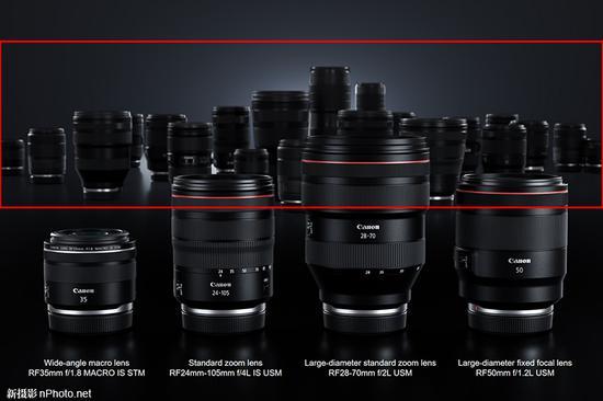 F2.0超级大三元 佳能正在研发16-28mm F2 L USM镜头