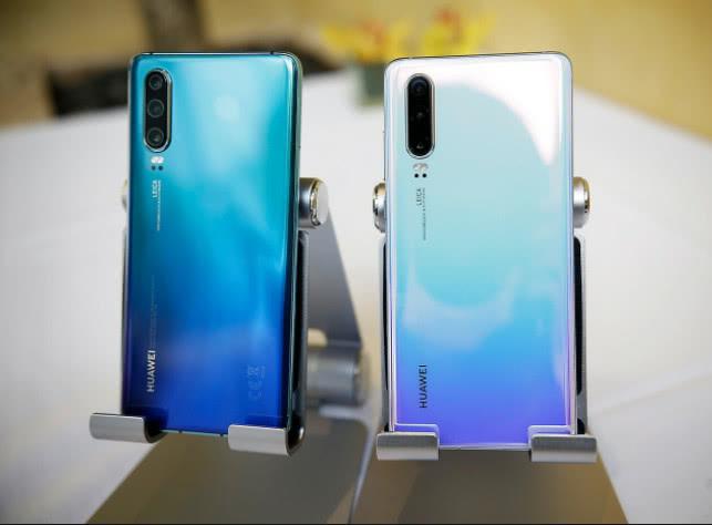 """日媒""""解刨""""华为新款手机:零件最大来源地是中国大陆"""