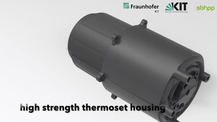 为降低重量 德国机构研发出塑料电机