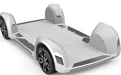 新车轮 新模式 新体验 以公司推出平板模块化汽车底盘设计