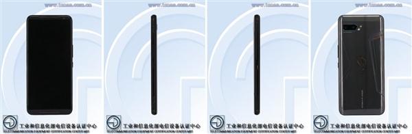 ROG游戏手机2配置揭晓:最高12G+1T存储、标配风扇镇压骁龙855 Plus