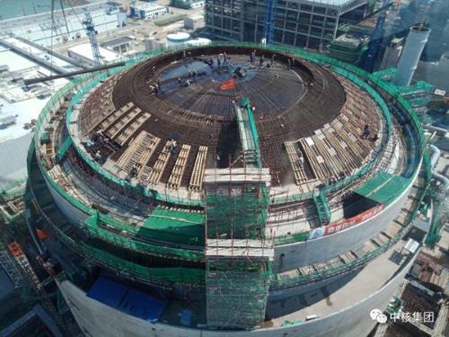 """中国自主产权核电""""华龙一号""""明年建成 打破国际魔咒"""