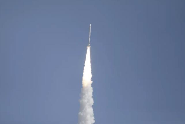 """星际荣耀""""首考""""过关 民营火箭首次入轨发射成功"""