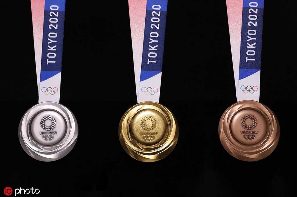 东京奥运会奖牌由来:8万吨电子垃圾提炼出32千克纯金