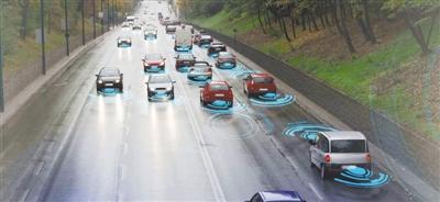 5G改变的不止是网速 还将带来汽车进化和交通升级