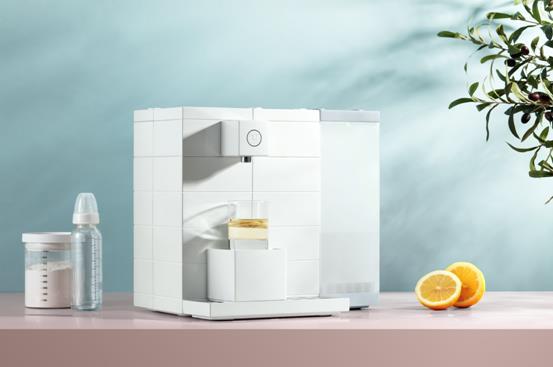 净水+即热二合一!小米众筹上架优点Cuber智能即热净饮机
