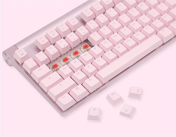 献礼七夕节!Cherry MX 8.0樱粉版上架