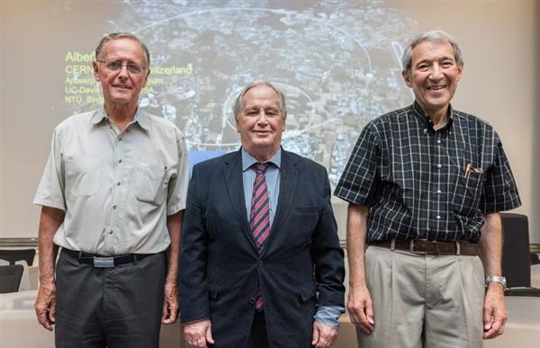 3位物理学家获基础物理学特别突破奖