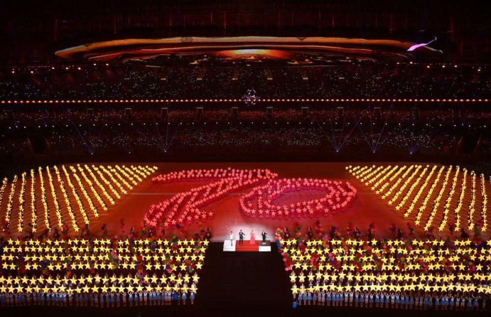 中国首次运用5G直播大型运动会:可自主选择视角观看