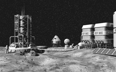细菌们,到小行星上采矿去!