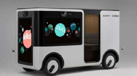索尼联手雅马哈共同开发无人驾驶电动游乐车型