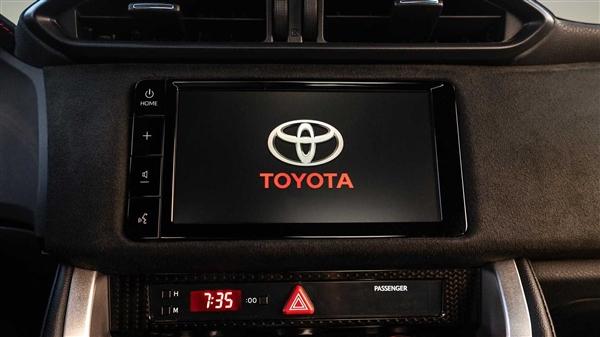 真漂移神器!2020款丰田86 TRD版官图发布 手动挡车型专属